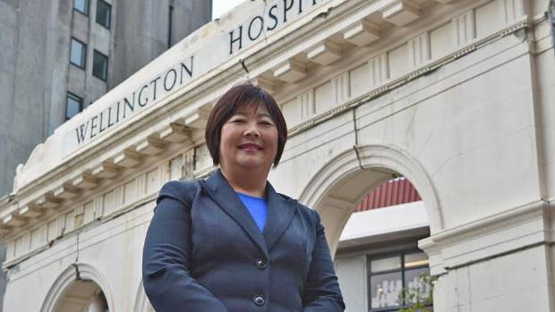 Capital & Coast chief executive Debbie Chin' pay remained largely stagnant, at between $510,000 and $519,000.