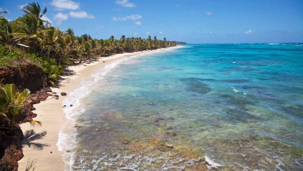 Nicaragua's Little Corn Island, where some of the Survivor series will be set.