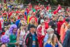 Thousands turned out for The Press Summer Starter fun run in 2015.