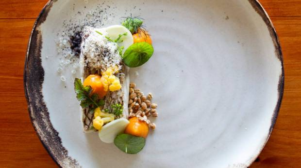 The Roots Restaurant in Lyttelton has become the only restaurant outside of Auckland to reach the three hats standard in ...