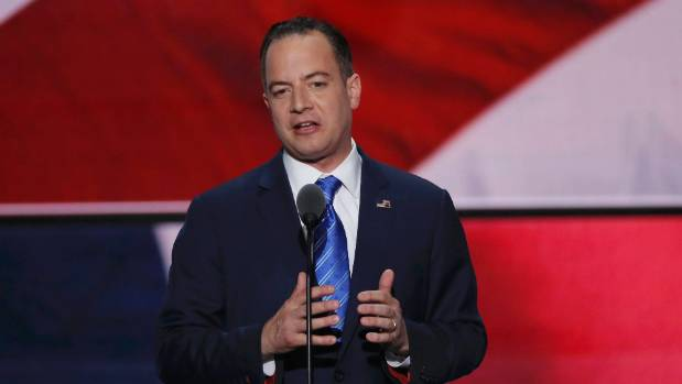 Republican National Committee Chairman Reince Priebus is reportedly furious at Donald Trump not endorsing House speaker ...