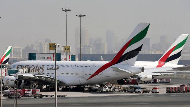 Emirates is one of nine airlines caught up in the new rules.