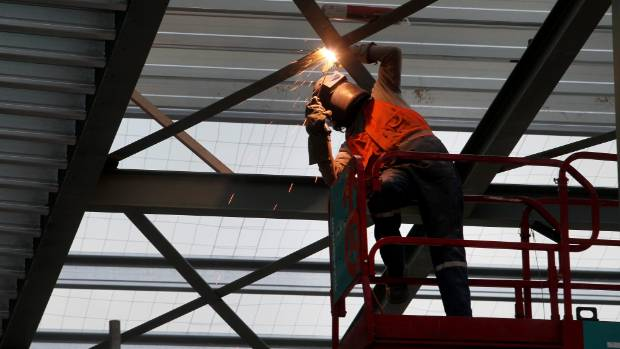Heavy structural steel imported from China is threatening New Zealand jobs, a union says.