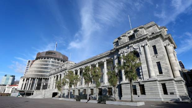 Plans are afoot to revamp the parliamentary precinct, including a new office block to house MPs and staff.