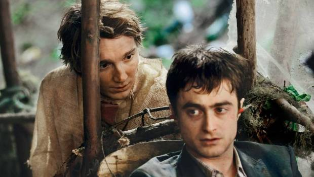 Swiss Army Man Daniel Radcliffe S Farting Corpse Movie Is