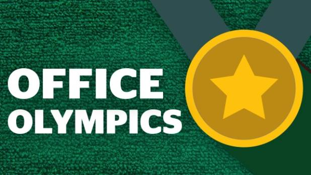 Can T Make It To Rio Compete With Your Colleagues Instead As Part Of