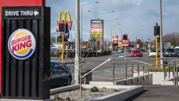 Fast Food Restaurants Target Low Income Areas