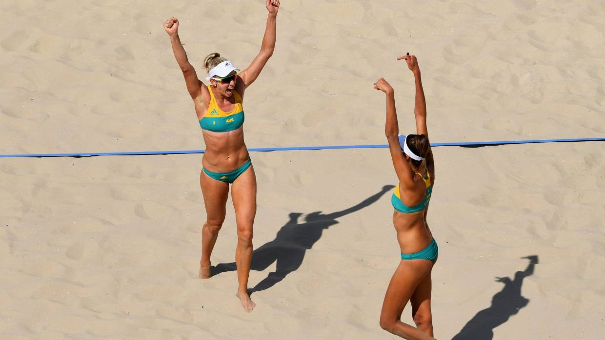 where did volleyball first originated