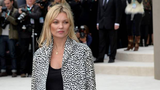 Kate Moss ran into a spot of bother while on board an EasyJet flight in 2015.
