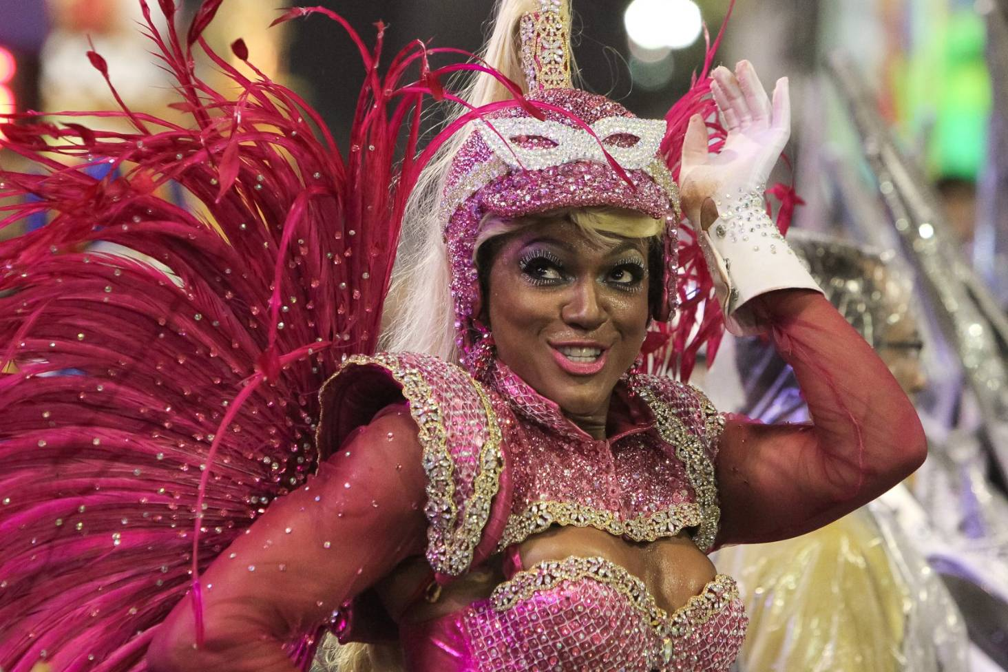 Rio Carnival:A Gentlemens Guide To The Spectacular Festival pics