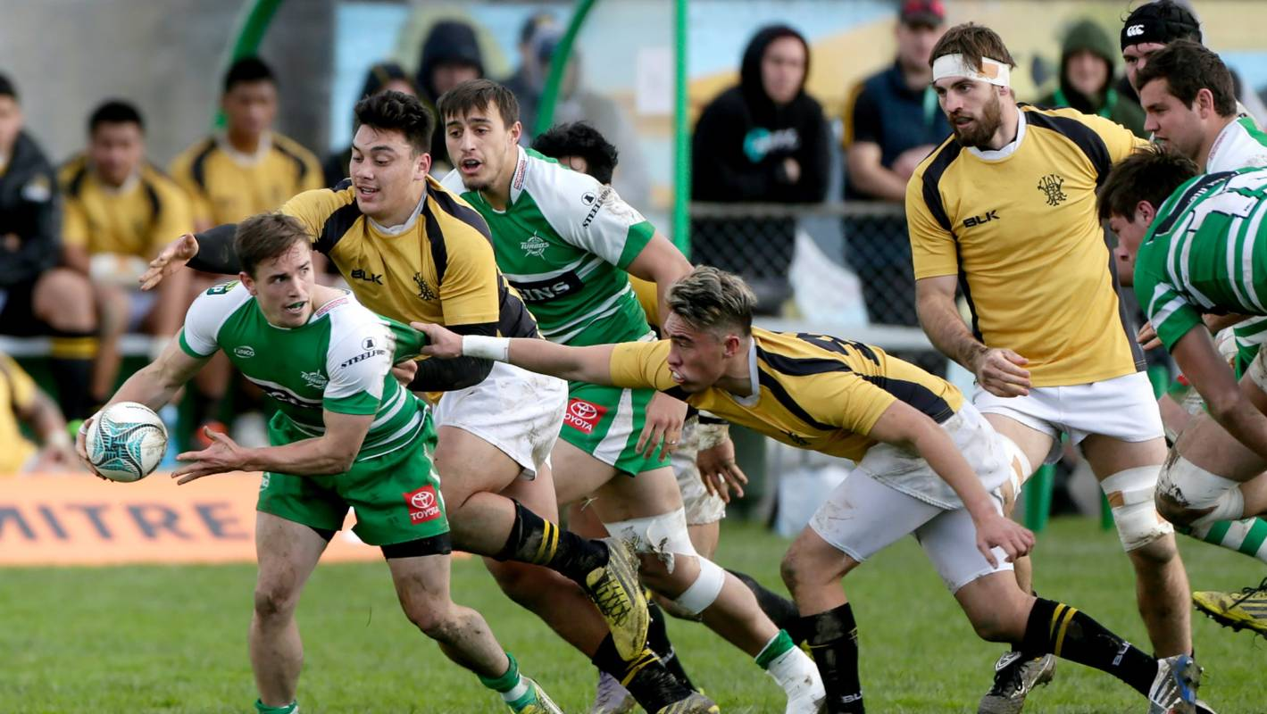 Fingers crossed Turbos won't lose precious home game to Napier