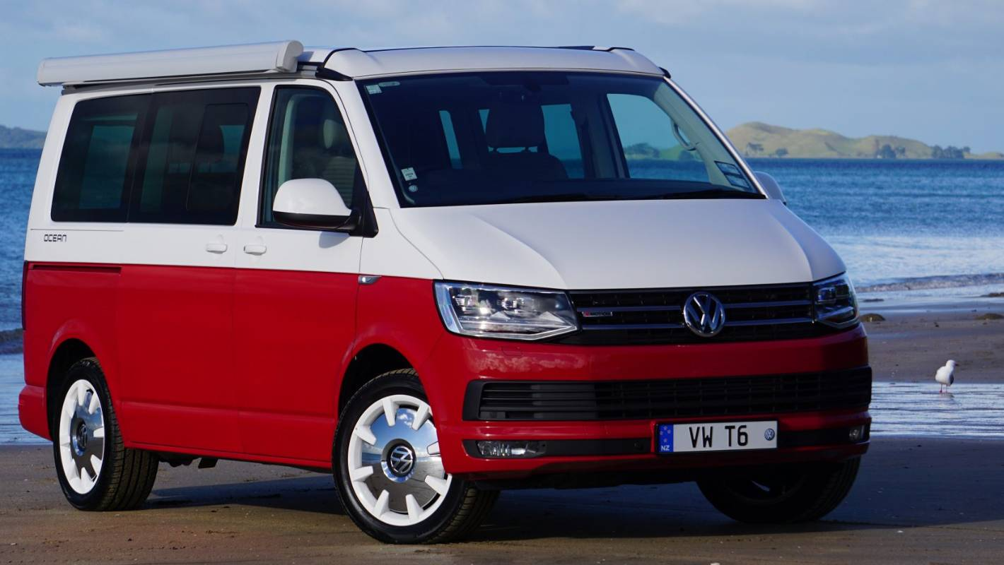 is the vw california ocean the world 39 s coolest campervan. Black Bedroom Furniture Sets. Home Design Ideas