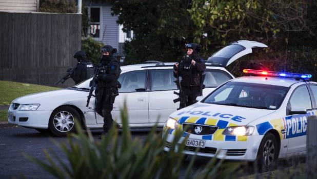 Man Located After Shooting Incident In New Plymouth