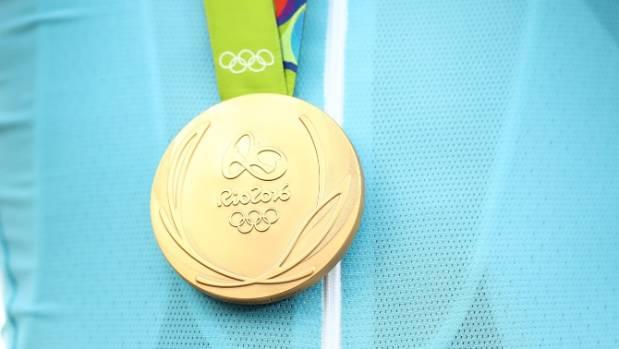 A Rio Olympics gold medal.