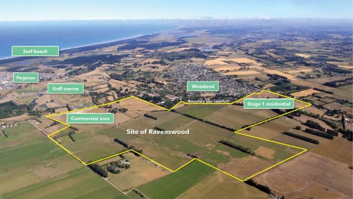 Work to begin on Ravenswood development after sale abandoned