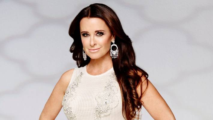 Real Housewives Of Beverly Hills Star Kyle Richards Shares Her