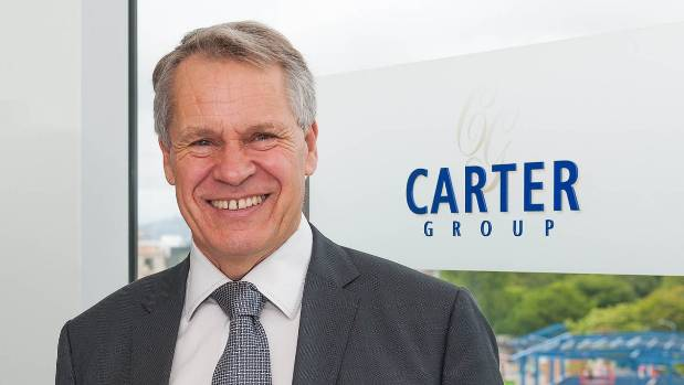 Philip Carter outbid four other would-be buyers to snap up the key site.