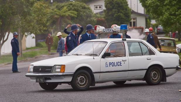 Westside episode 10: Kiwi policing old-school style.