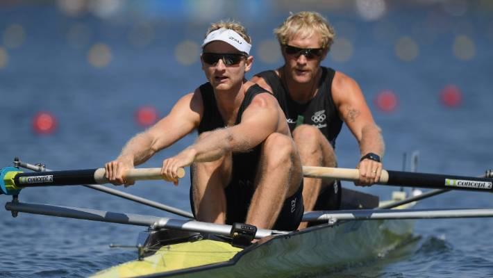 Eric Murray: Rio Olympics 2016: Men's Pair Into Final; Drysdale, Twigg