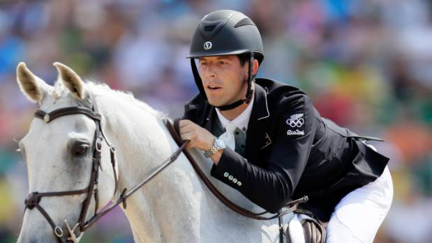 Clarke Johnstone went clear in the showjumping phase on Balmoral Sensation to give New Zealand a chance at a first team ...