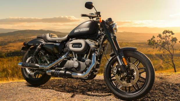 Harley Davidson Has Added A New Sportster Style Motorcycle The Roadster