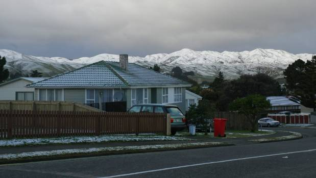 The time snow caused havoc in wellington five years ago for 16 the terrace wellington