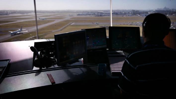 Air safety warnings around key African hub during strike