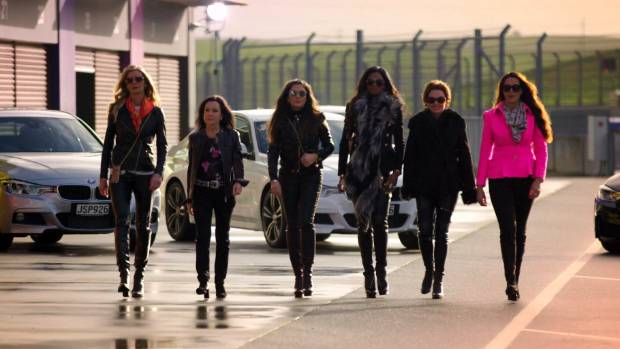 The Real Housewives of Auckland march towards instant fame.