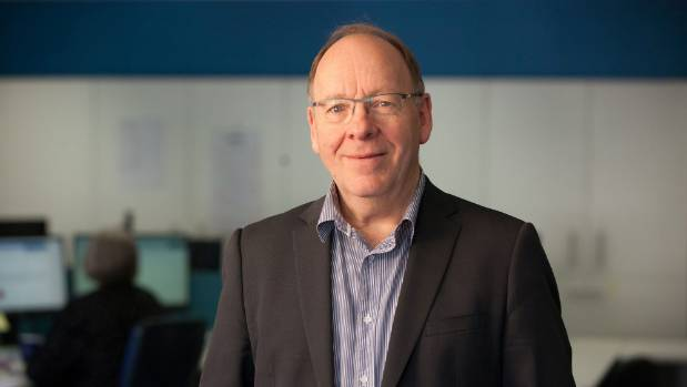 "Datacom chief executive Jonathan Ladd says IT is in a state of ""hyper change"" amid rising demand for cloud software."
