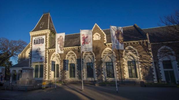 Canterbury Museum.