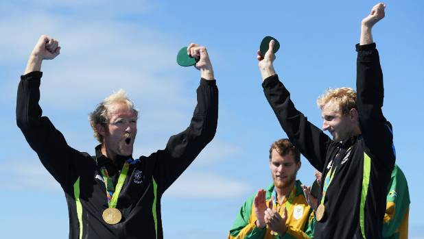 Eric Murray: Olympic Champion Rower Eric Murray Drug-tested Twice In 20