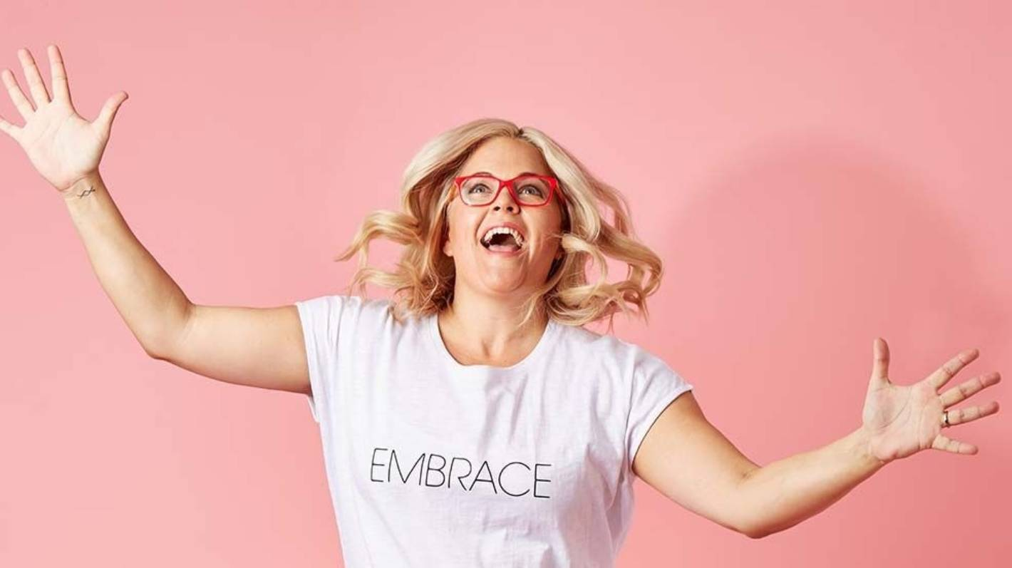 Embrace's Taryn Brumfitt's open letter to the NZ city she ...  Embrace's T...