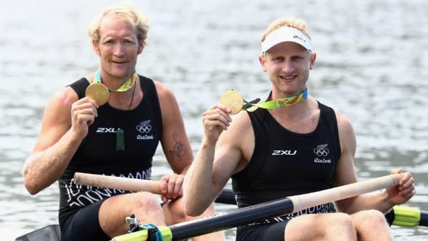 Eric Murray: Rio Olympics 2016: New Zealand's Golden Pair Feast On
