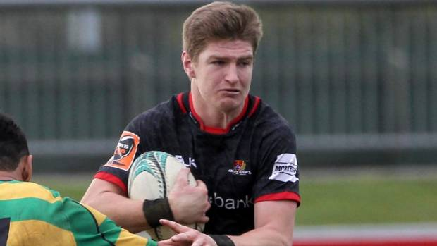 New Zealand under-20s back Jordie Barrett had a solid outing for the Cantabrians at fullback and first five-eighth ...