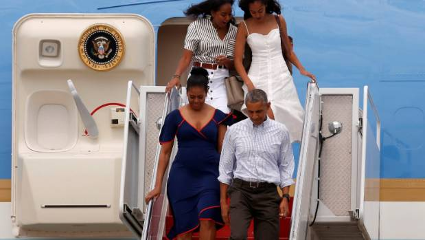 The Obamas' marriage seems quite stable despite having a daughter as a first born.