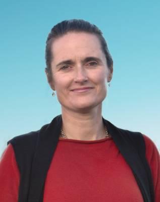 Council candidate Priscilla Cuddon.