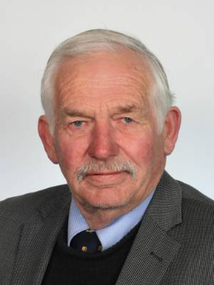 Council candidate Geoff Evans