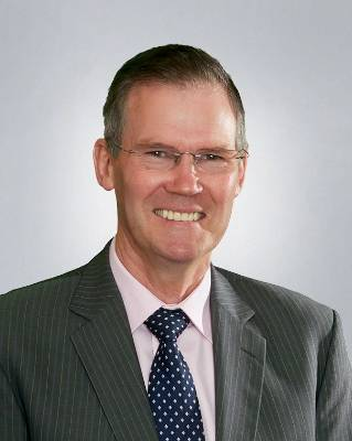 Colin King, mayoral candidate