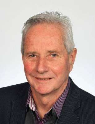 David Oddie, council candidate.