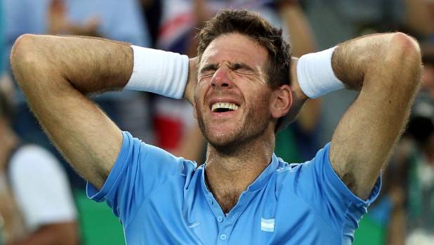 Juan Martin del Potro will be back in Auckland after an eight-year absence.