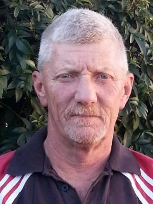 Cyril Dawson, council candidate.