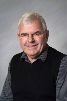 Alan Straker, council candidate.