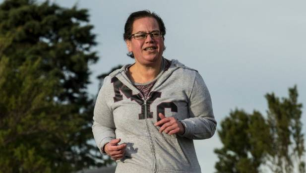 Christchurch woman Tracy Hapi turned her life around after running the Summer Starter, having lost 100 kilograms.