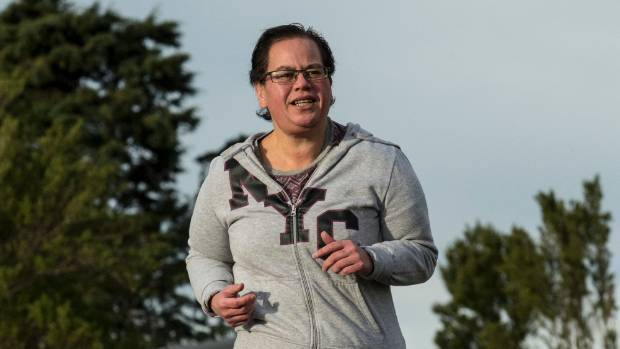 Christchurch woman Tracy Hapi completed the New York City Marathon, guiding others through the course.