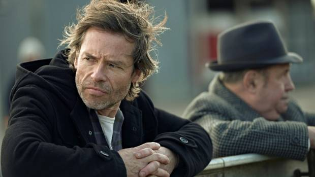Guy Pearce plays a somewhat dishevelled Jack Irish in a new, six-part series based on the character created by Peter Temple.