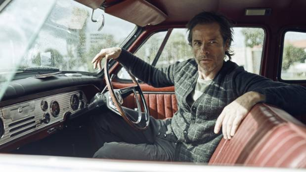 """Guy Pearce reckons that """"Jack cops more than his fair share of beatings"""" during the series."""