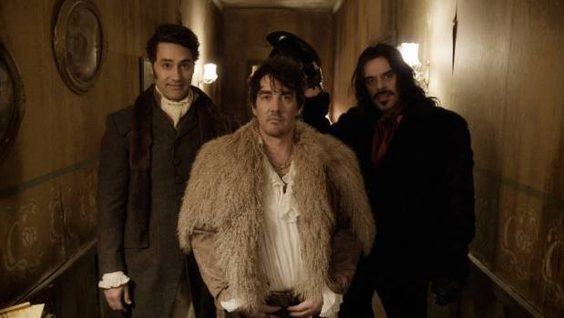Taika Waititi made What We Do In The Shadows - a mocumentary about vampire flatmates -  in Wellington.