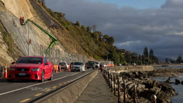 Further round of roadworks planned for nelson 39 s rocks rd for Landscaping rocks nelson
