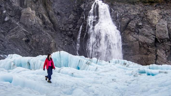 How to see New Zealand's Fox Glacier for free   Stuff.co.nz
