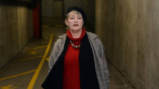 Activist Penny Bright accused Auckland Council chief Stephen Town of defamation.